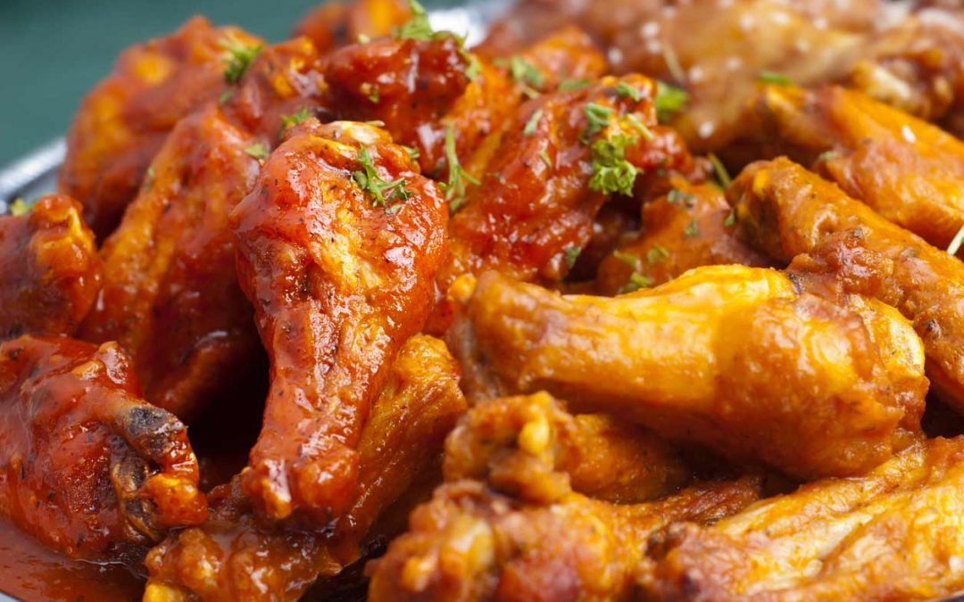 Daily Special – Chicken Wings