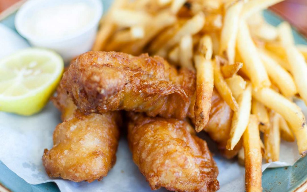 Daily Special – Fish and Chips