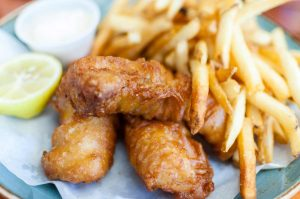 Daily Special - Fish and Chips