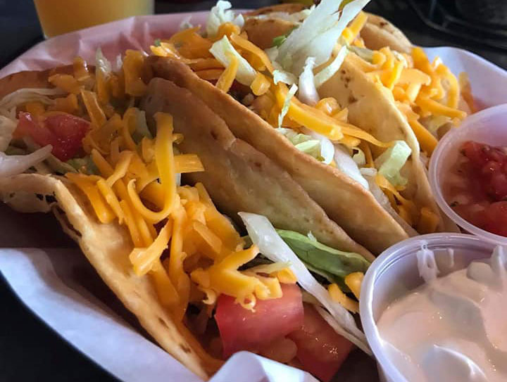 Daily Special – Tacos